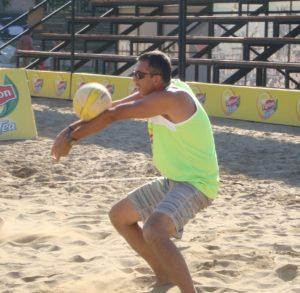Π. Ζακυνθινός - Beach Volley Academy