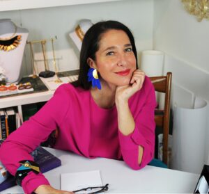 Katerina Psoma - Jewelry Designer/Enterpreneur